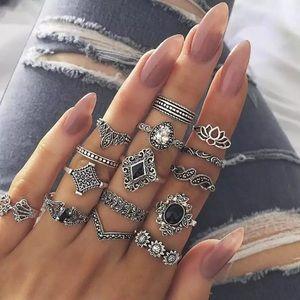 Jewelry - Ártemis Rings Set